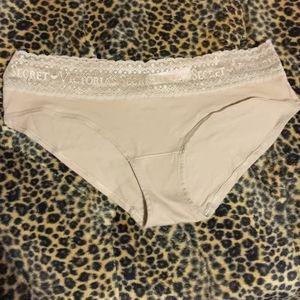 NWOT Victoria's Secret Cotton Hiphugger Panties